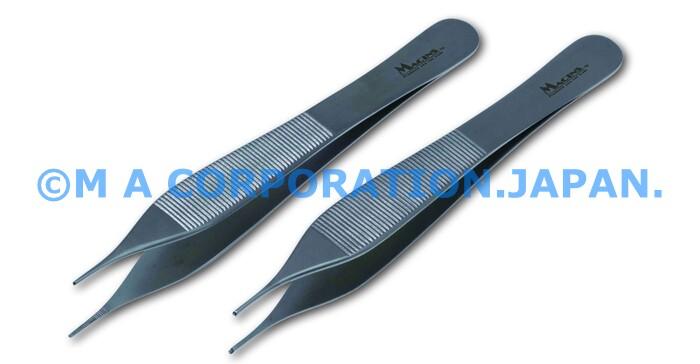 10074-15W Adson Tissue Fcps serr 15cm