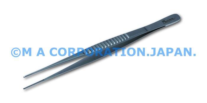 10089-24 DeBakey Atraumatic Tissue Fcps 2.0mm, 24cm