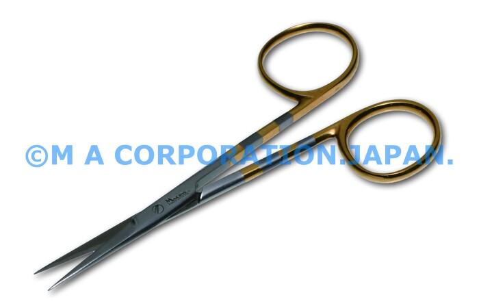 20005-10S T/Cレザー・ファイン剪刀