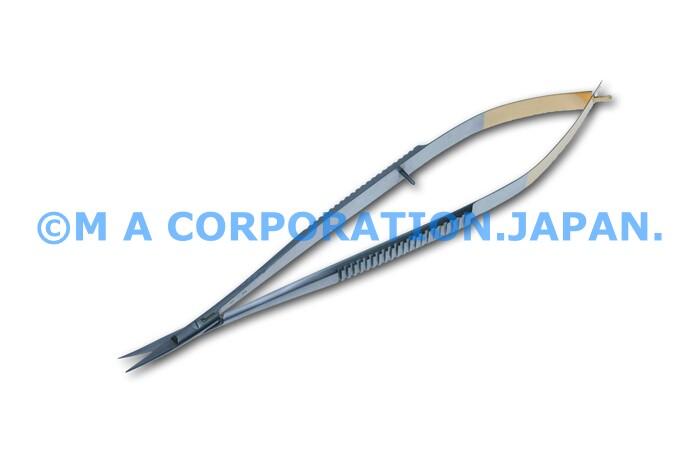 20007-12S T/Cレザー・マイクロ剪刀