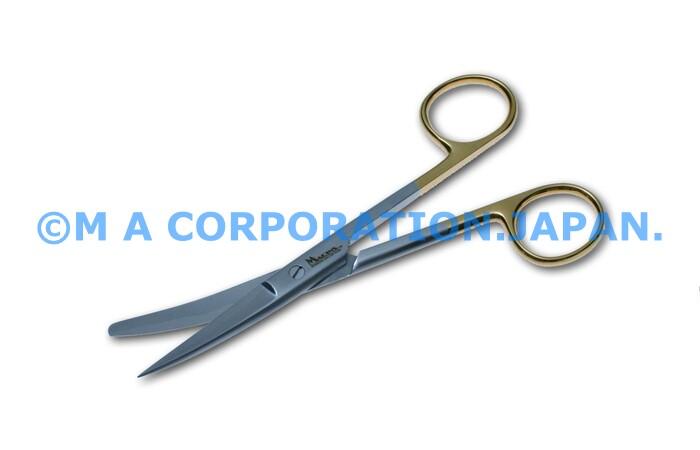20026-14ZC Op-Scissors sh/bl cvd 14.5cm TC