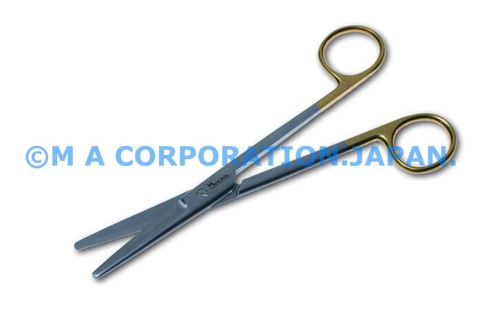 20027-14S Mayo Scissors str 14.5cm TC