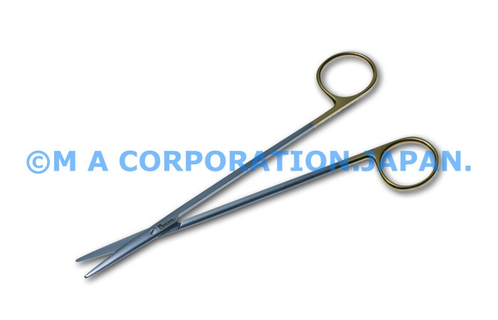 20041-14S Metzenbaum Scissors str 14.5cm TC