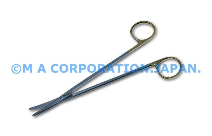 20049-14C Metzenbaum Scissors cvd 14.5cm TC