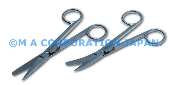 20160-14ZS Op-Scissors sh/bl str T.O.J 14.5cm