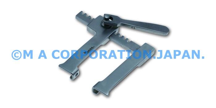 70001-40 Rib Spreaders Mini  8x9x40mm