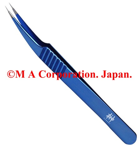 MST10056 榊 マイクロ鑷子 アングル