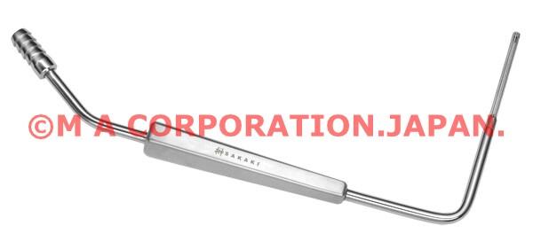 SCS11002 Micro Suction Tubes, 90deg