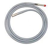 Fiber cable headband cable